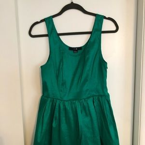 Forever 21 taffeta short dress